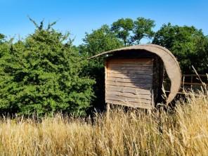 2 bedroom Cabin near Les Epesses, Vendée, Pays de la Loire, France