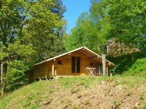 2 bedroom Cabin near Vagney, Vosges, Alsace & Lorraine, France