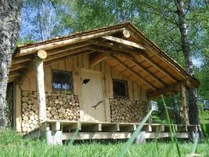 1 bedroom Cabin near Vagney, Vosges, Alsace & Lorraine, France