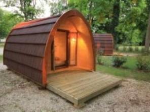1 bedroom Pod near Bar Sur Aube, Aube, Grand-Est, France
