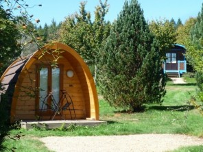 1 bedroom Pod near Chamberet, Corrèze, Nouvelle Aquitaine, France
