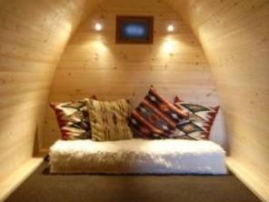1 bedroom Pod near Chamberet, Corrèze, Nouvelle-Aquitaine, France