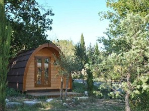 1 bedroom Pod near Vogüé, Ardèche, Auvergne-Rhône-Alpes, France