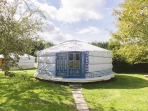 1 bedroom Yurt near Paluel, Seine-Maritime, Normandy, France