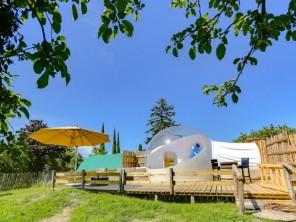 1 bedroom Bubble near Assieu, Isère, Rhone Alps, France