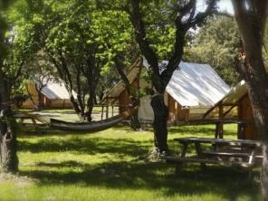 1 bedroom Safari Lodge near Richerenches, Vaucluse, Provence-Cote d`Azur, France
