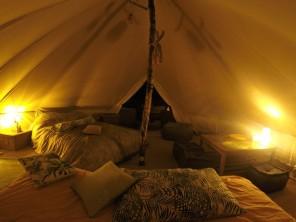 1 bedroom Hanging Tent near Barcelonnette, Alpes-de-Haute-Provence, Provence-Cote d`Azur, France