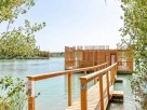 1 bedroom Cabin by the water near Sorgues, Vaucluse, Provence-Cote d`Azur, France