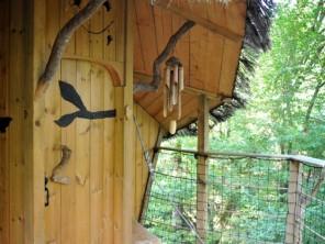 1 bedroom Treehouse near Magné, Vienne, Nouvelle-Aquitaine, France