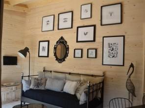 1 bedroom Cabin near Magné, Vienne, Nouvelle Aquitaine, France