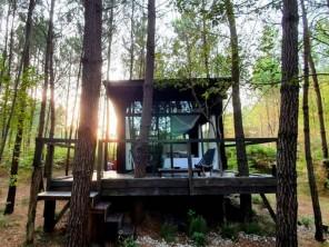 1 bedroom Cabin near Origne, Gironde, Nouvelle Aquitaine, France