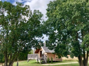 1 bedroom Cabin on Stilts near Berson, Gironde, Nouvelle Aquitaine, France