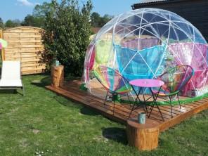 1 bedroom Dome near Champmotteux, Essonne, Paris - Ile de France, France