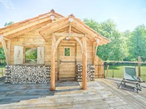 1 bedroom Cabin near Corcelle-Mieslot, Doubs, Bourgogne-Franche-Comté, France