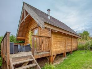 2 bedroom Cabin near Baincthun, Pas-de-Calais, Nord Pas de Calais, France