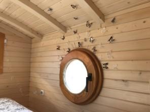 2 bedroom Tiny House near Faycelles, Lot, Occitanie, France