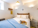 Enjoy breakfast in the king-size bed