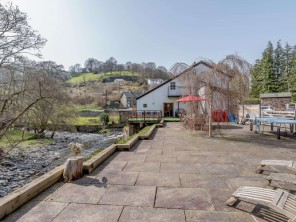 5 bedroom House near Llangollen, North Wales, Wales