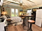 Rustic yet luxurious