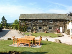 1 bedroom Barn near Hawkshead, Cumbria & the Lake District, England
