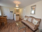 Light and spacious open-plan lounge/kitchen/diner