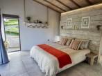 Super-king bedroom with en-suite bathroom