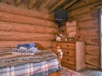 Fully insulated cabin