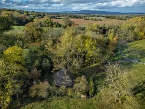 2 bedroom Log Cabin near Tenbury Wells, Worcestershire, England