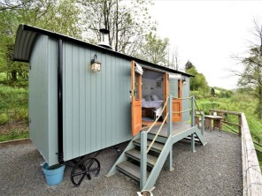 1 bedroom Chalet / Lodge near Llanidloes, Powys / Brecon Beacons, Wales