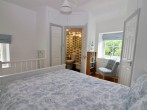 Spacious bedroom with dual aspect and en-suite WC
