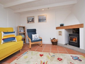 2 bedroom Cottage near Polruan, Cornwall, England