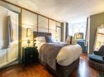 Glamorous ground floor bedroom
