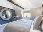 Sleep well in the second floor bedroom