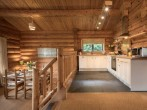 Open plan living / dining and kitchen area