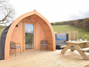 1 bedroom Chalet / Lodge near Biggar, Borders, Scotland