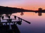 ...or fishing at dusk