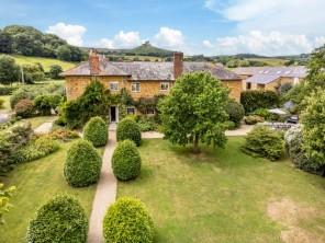 8 bedroom House near Bridport, Dorset, England
