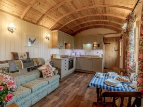 1 bedroom Chalet / Lodge near Shrewsbury, Shropshire, England