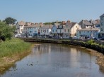 Town of Bude on the doorstep