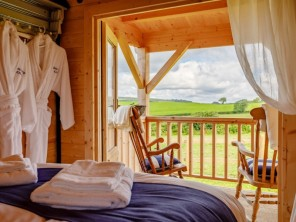 1 bedroom Chalet / Lodge near Torpoint, Cornwall, England