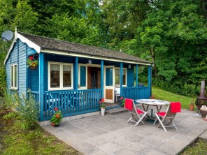 1 bedroom Chalet / Lodge near Clyro, Powys / Brecon Beacons, Wales