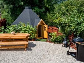 1 bedroom Chalet / Lodge near Abergavenny, South Wales, Wales