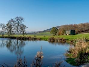 1 bedroom Chalet / Lodge near Presteigne, Herefordshire, England