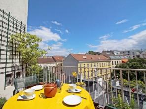 2 bedroom Apartment near Vienna / 4. District, Vienna, Austria