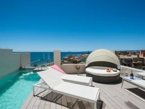 3 bedroom Apartment near Estepona, Costa del Sol, Spain