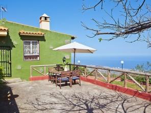 2 bedroom Farmhouse near La Orotava, Tenerife, Canary Islands