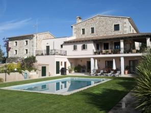 6 bedroom Apartment near Manacor, Mallorca, Spain