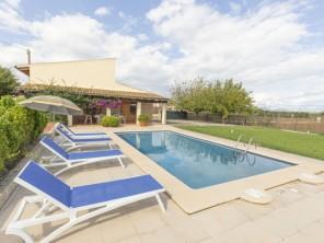 4 bedroom Apartment near Can Picafort, Mallorca, Spain
