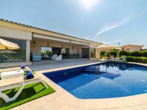 4 bedroom Villa near Marratxi, Mallorca, Spain