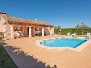 2 bedroom Villa near Sencelles, Mallorca, Spain